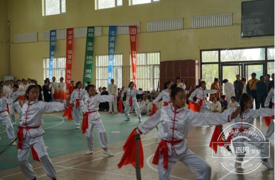 东丰县举办第二届传统武术大赛